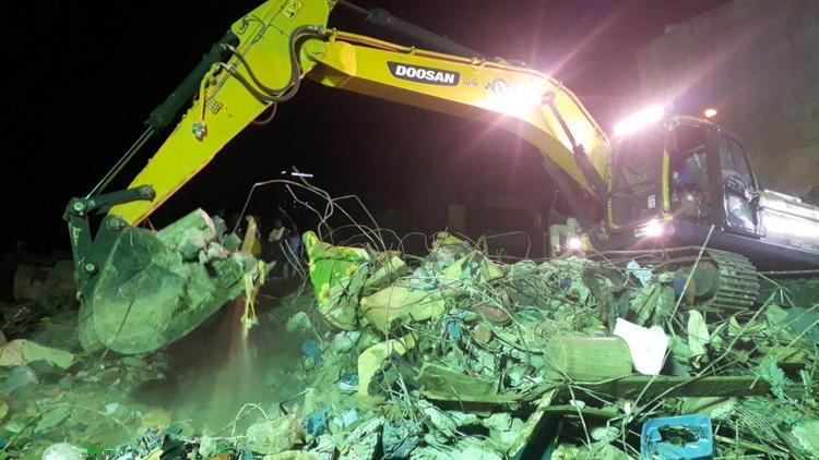 The search still continues: 50 persons rescued so far —LASEMA