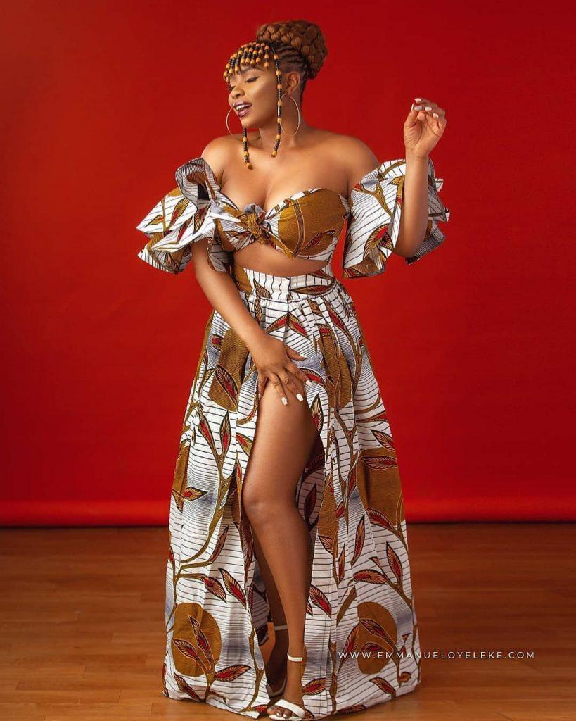Yemi Alade Celebrates Her 30th Birthday With Stunning – U-Rock