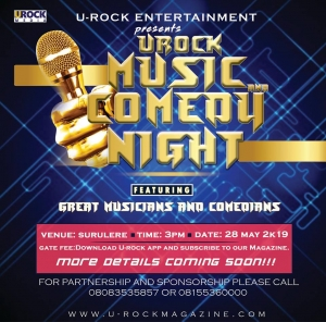 U-Rock Music and Comedy Night