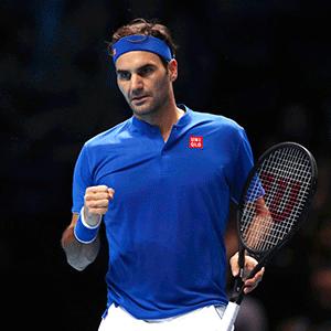 Federer Taking Baby Steps on Clay Return