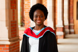 Read more about the article NIGERIAN POST GRADUATE LAW STUDENT BAGS STUDENT OF THE YEAR AWARD AT QUEEN'S UNIVERSITY, BELFAST, UK.