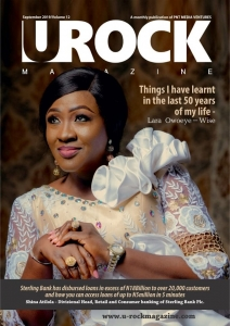 September edition of Urock magazine is finally out.