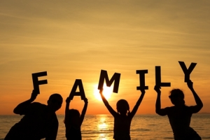 FUN IS MISSING IN FAMILIES