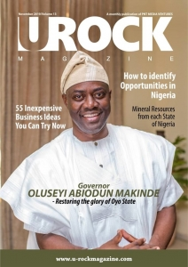 November  Edition of The Magazine