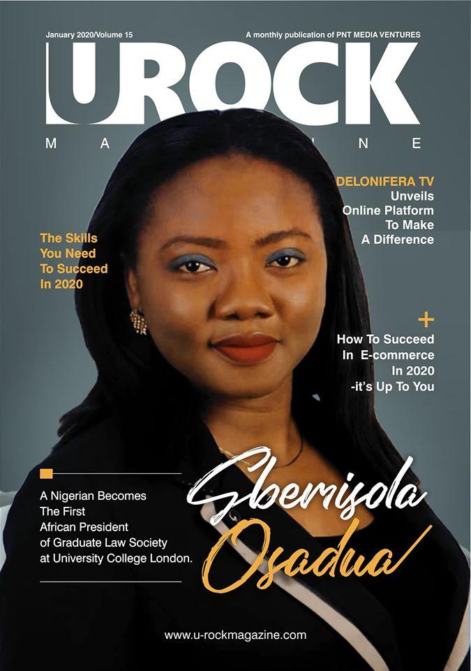 Urock January Edition.
