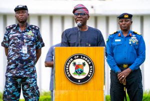 Sanwo-Olu Rolls out Palliative Measures for Patients in Government-Owned Hospitals