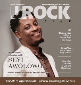 June edition of U-rock Magazine