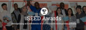 Call for Applications: The SEED Awards 2021 for Entrepreneurship