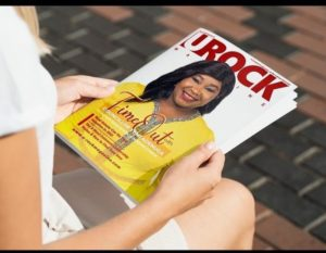 March Edition of Urock Magazine