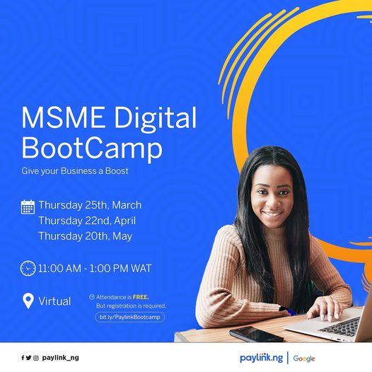 Paylink Organizes Free MSME Digital Bootcamp in Partnership with Google