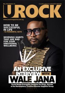 Read more about the article May Edition Of Urock Magazine