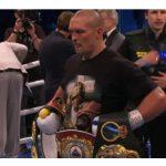 Oleksandr Usyk defeats Anthony Joshua, becomes heavyweight champion.
