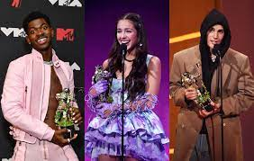 You are currently viewing 2021 MTV VIDEO MUSIC AWARDS – Full winners list.